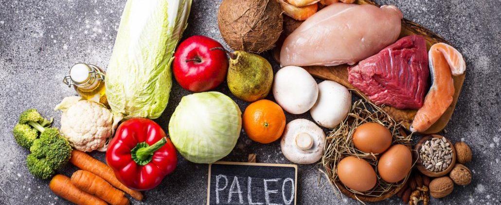 Dieta paleolitica o Dieta Paleo